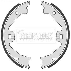 ROVER-75-RJ-Handbrake-Shoes-Set-2-0-2-0D-99-to-05-Hand-Brake-Parking-B-amp-B-Quality