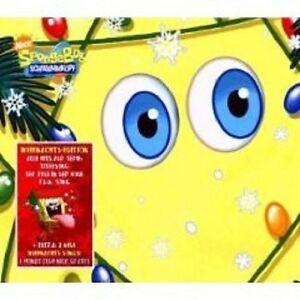 spongebob weihnachts edtition cd 25 tracks new. Black Bedroom Furniture Sets. Home Design Ideas