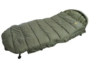 Prologic-NEW-Cruzade-Green-3-4-Season-Fishing-Sleeping-Bag-57083-SALE