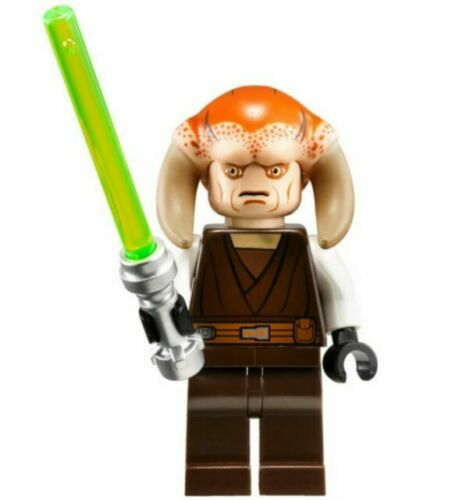 "STAR WARS LEGO LOT MINIFIGURE  MINIFIG    /""   PLO KOON       8093  7676 /"""