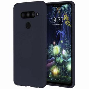 For LG Velvet K31 K61 K51S K41S V60 ThinQ Ultra thin Matte Soft TPU Case Cover