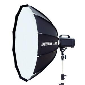 SMDV-ALPHA-SOFT-SPEED-BOX-A90-35-034-Diffuser-f-Studio-Speed-Light-Lite-Flash-Lamp