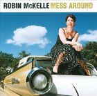 Mess Around by Robin McKelle (CD, May-2010, E1 Entertainment)