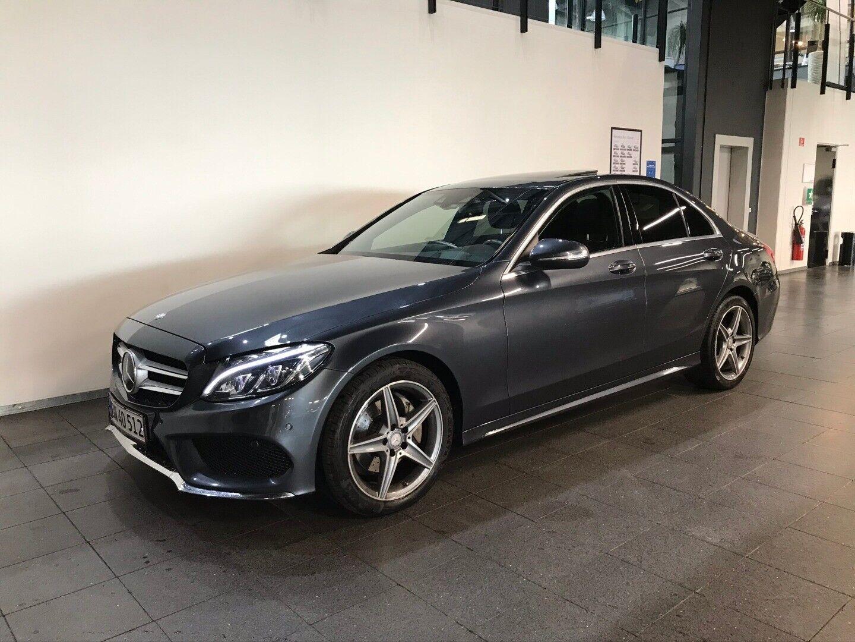 Mercedes-Benz C220 2,2 BlueTEC AMG Line aut.