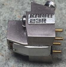 High End Dynavector Karat 23R Ruby Cartridge MC Moving Coil NEEDS TO BE REBUILT