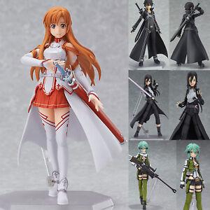 Image Is Loading Sword Art Online II Sinon Asuna Kirito PVC