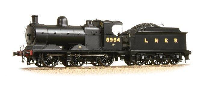 BACHMANN 31-318A CLASS J11 5954 LNER nero LOCOMOTIVE BNIB