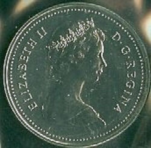 1985-PL Proof-Like Nickel 5 Five Cent /'85 Canada//Canadian BU Coin Un-Circulated