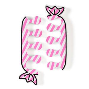 Soft-Sponge-Foam-Finger-Toe-Separator-Nail-Art-Salon-Pedicure-Manicure-DIY-Tools
