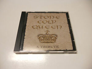VVAA-034-Stone-cold-Queen-034-Queen-Tribute-cd-2001-Winger-G-Hughes-Lukather-J-E-Lee