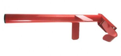 Saddle Holder Foldable Red ARBO-INOX