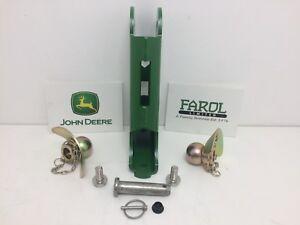 Genuine-John-Deere-Tractor-Front-Weight-Bracket-Kit-3-Point-Linkage-BL15085