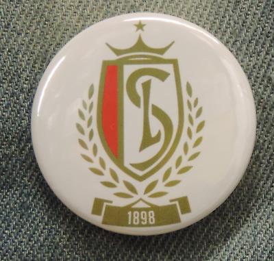 Fijn Pin Button Badge Ø38mm Standard De Liège 50% Korting