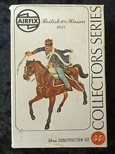 Airfix British10th Hussar 1815 Horse & Rider 54mm Model Kit