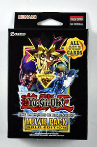Buy Yugioh Tcg The Dark Side Of Dimensions Movie Pack Gold Edition