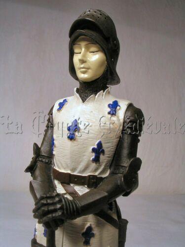 JEHANNE AU SACRE CATHEDRALE DE REIMS//Jeanne D/'Arc
