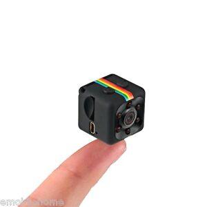 Quelima Camera 1080P Spy Camera DVR Cam Night Vision Recorder SQ 8//9//10//11//12//16