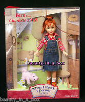Fern From Charlotte's Web Doll When I Dream, I Read Series By E. B. White