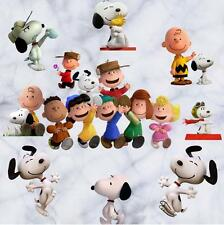 NEW Snoopy Peanuts Removable Wall Stickers Decal Kids Home Decor US seller