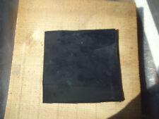 Gummiunterlage ( 13 cm  x 13 cm  ) 7,2 mm dick Gummi Platte Matte Dichtung