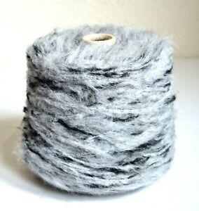 1500 grams cone merino wool yarns 3.31 lb Italian alpaca
