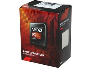 AMD FX-4300 Vishera Quad-Core 3.8 GHz