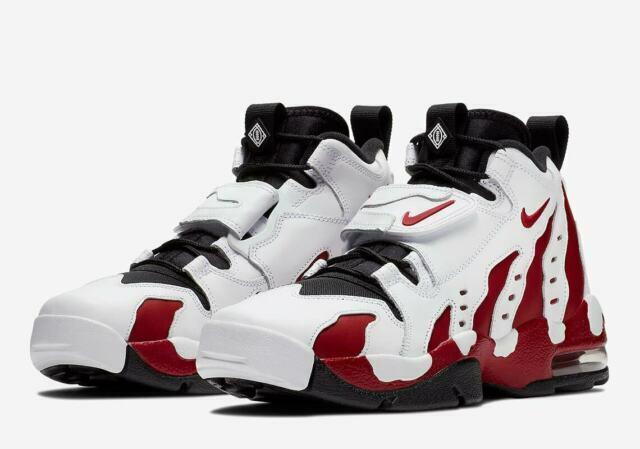 Mens Nike Air Diamond Turf Max 96 White