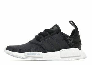 brand new 0fbe2 1149d Image is loading ADIDAS-NMD-R1-S76906-BLACK-WHITE-LIMITED-EDITION-