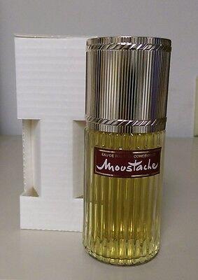 Rochas Moustache 3.4 oz / 100 ml Men's Eau de Toilette Concentrated Unboxed