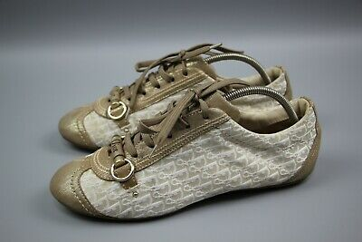 Dior Sport Shoe Gold Sneakers shoes