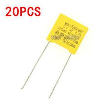 X2 in Polipropilene Condensatore a film di sicurezza 3x 1.0uF 275V passo 22.5mm