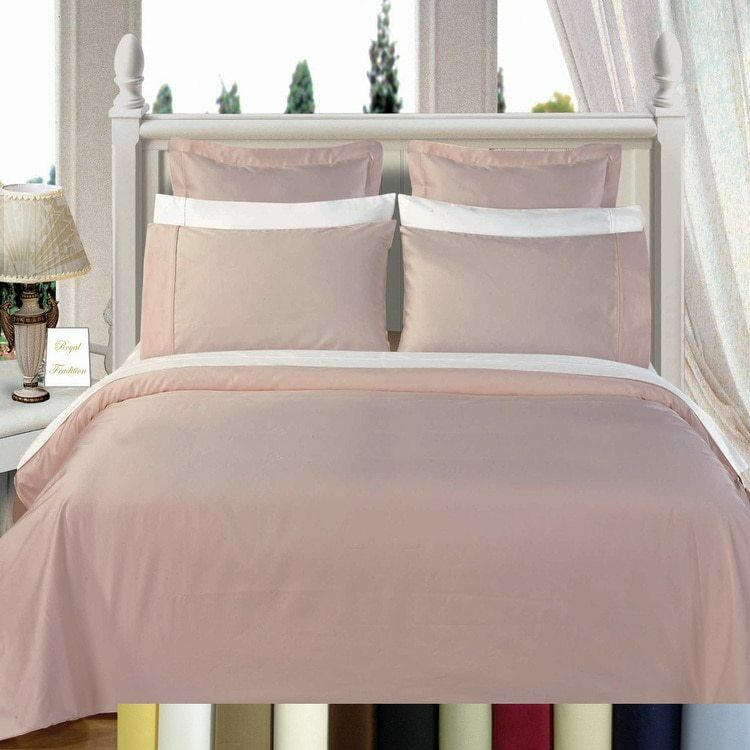 Lavish 600tc 100% Cotton Duvet Startseite Set
