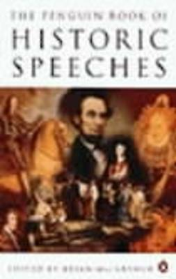 1 of 1 - THE PENGUIN BOOK OF HISTORIC SPEECHES