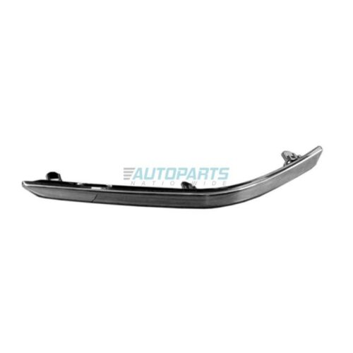 NEW FRONT LH LOWER BUMPER COVER MOLDING FITS 2014-2017 TOYOTA 4RUNNER TO1046101