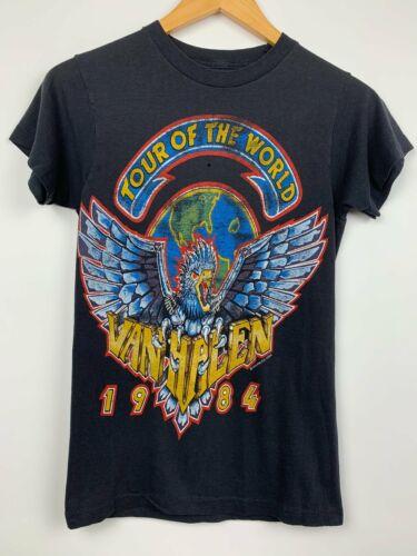 1984 Vintage Van Halen T Shirt
