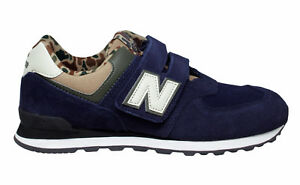 Details about NEW Balance YV 574 HN Sneakers Shoes Kids Trainers Blue Size  28 - 37 NEW- show original title