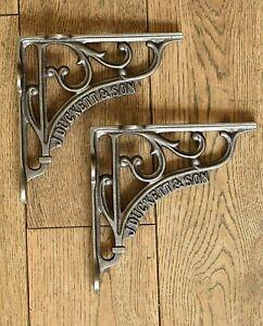 Cast Iron Antique Style J Duckett