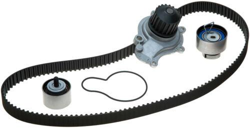 GATES TCKWP265B Timing Belt Water Pump Kit OE Engine Upgrade Tensioner Idler eu