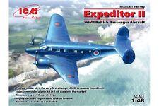 ICM 48182 1/48 Beechcraft 18, Expeditor II WWII British Passenger Aircraft