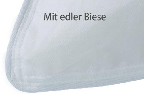 Kopfkissen 30/% Gänse-Daunen Kissen Federn Klasse 1  40x80 Christin