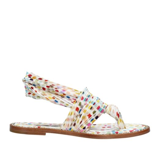 Multicolore Tongs Sandales Casadei Nv131 Femme Chaussures qRzxzwY