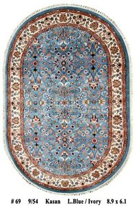 6x9 Best On The Market Kashan Rug Graceful 6 X 9 Rugs