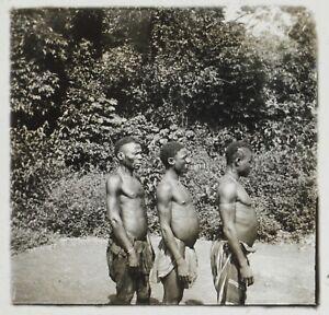 Babengas-Afrique-Ethnographie-Colonialisme-Photographie-BA9-Vintage-ca-1920