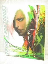 KING OF FIGHTERS XI 11 Conqueror's Guide Book SI12*
