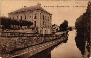 CPA-Port-sur-Saone-Hotel-de-Ville-636261