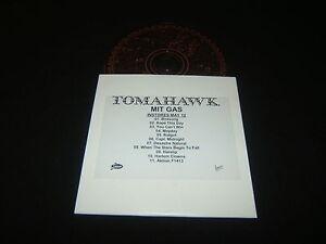 TOMAHAWK-MIT-GAS-AUSTRALIAN-OFFICIAL-SAMPLE-CD