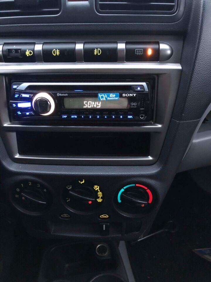 Kia Picanto 1,1 EX Benzin modelår 2005 km 187000 ABS True