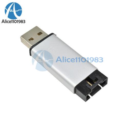 5PCS USB2.0 to TTL UART 5PIN Module Serial Converter CP2102 STC PRGMR Metal Case