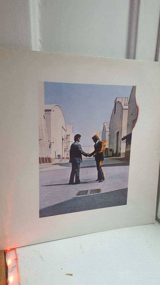 LP, Pink Floyd, Wish you were here