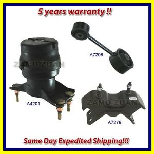 Engine-Motor-amp-Transmission-Mount-Set-3PCS-1999-2003-for-Lexus-RX300-3-0L-AWD